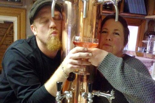 Tevsjö destilleri tar fajten med jättarna