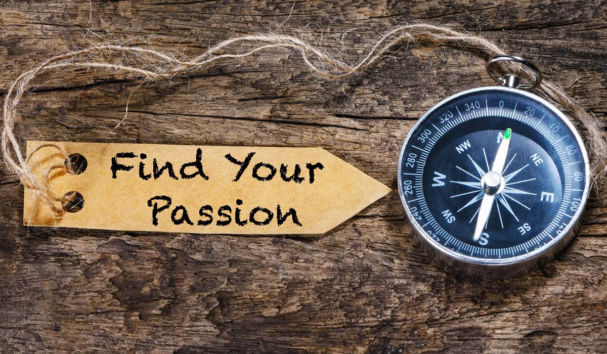 Satsa på det du älskar – om du vill lyckas