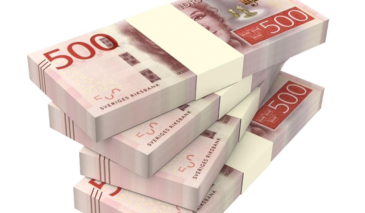 Kan man flytta pengar medelan aktiebolag? Foto: Getty Images