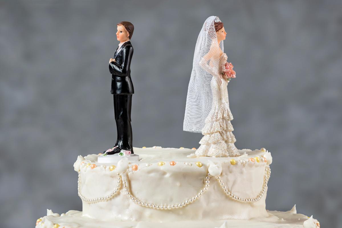 Fundera på skilsmässa innan det är för sent. Foto: Getty Images