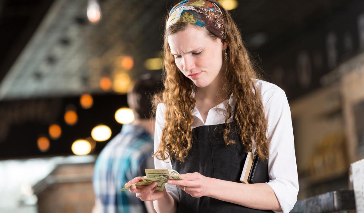 Se till att ta betalt för dina tjänster. Foto: Getty Images