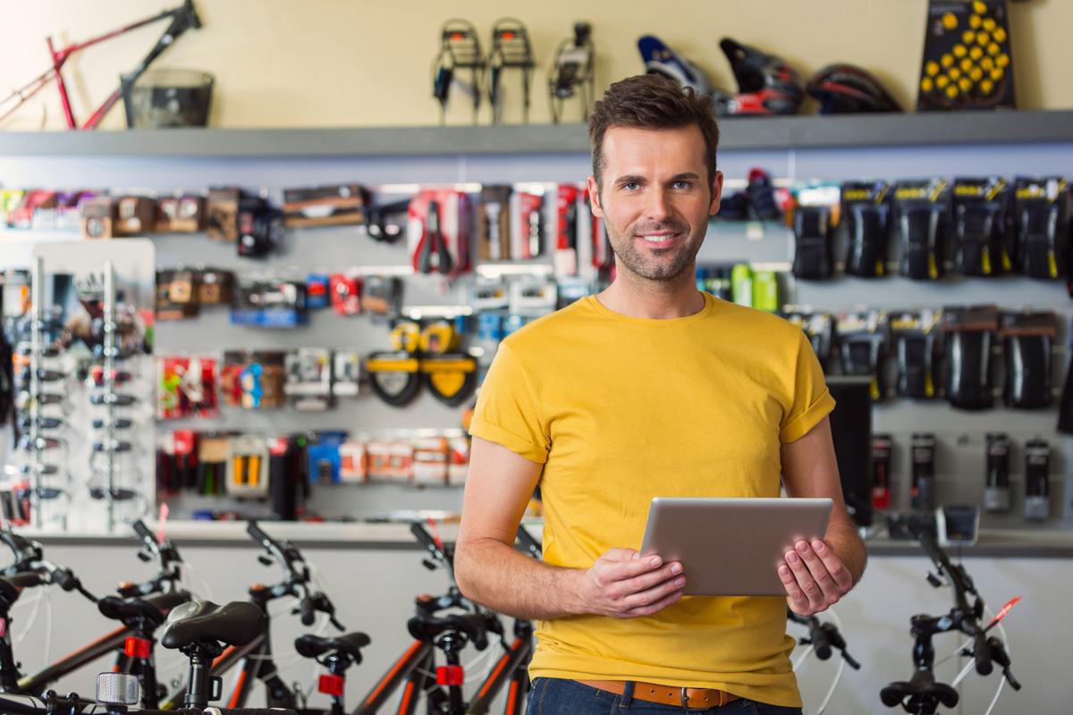 Experten hjälper dig lyckas med din e-handel.