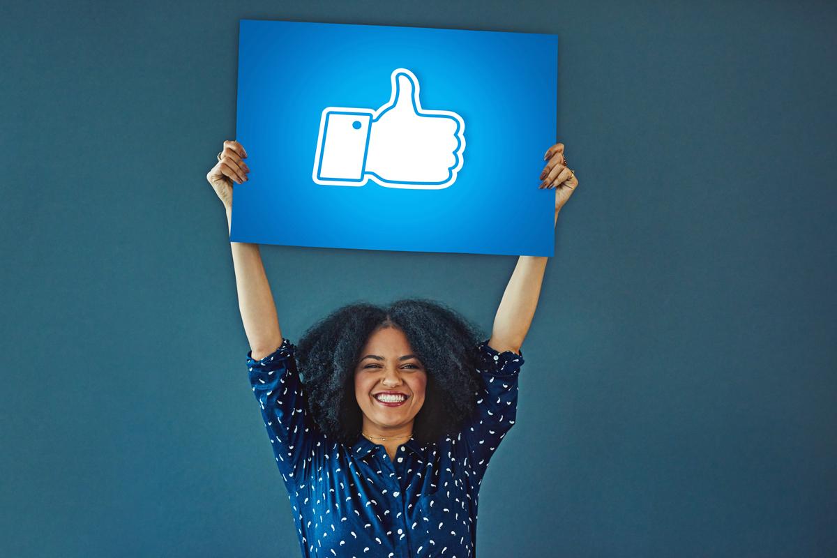 Kom igång med annonseringen i sociala medier. Foto: Getty Images