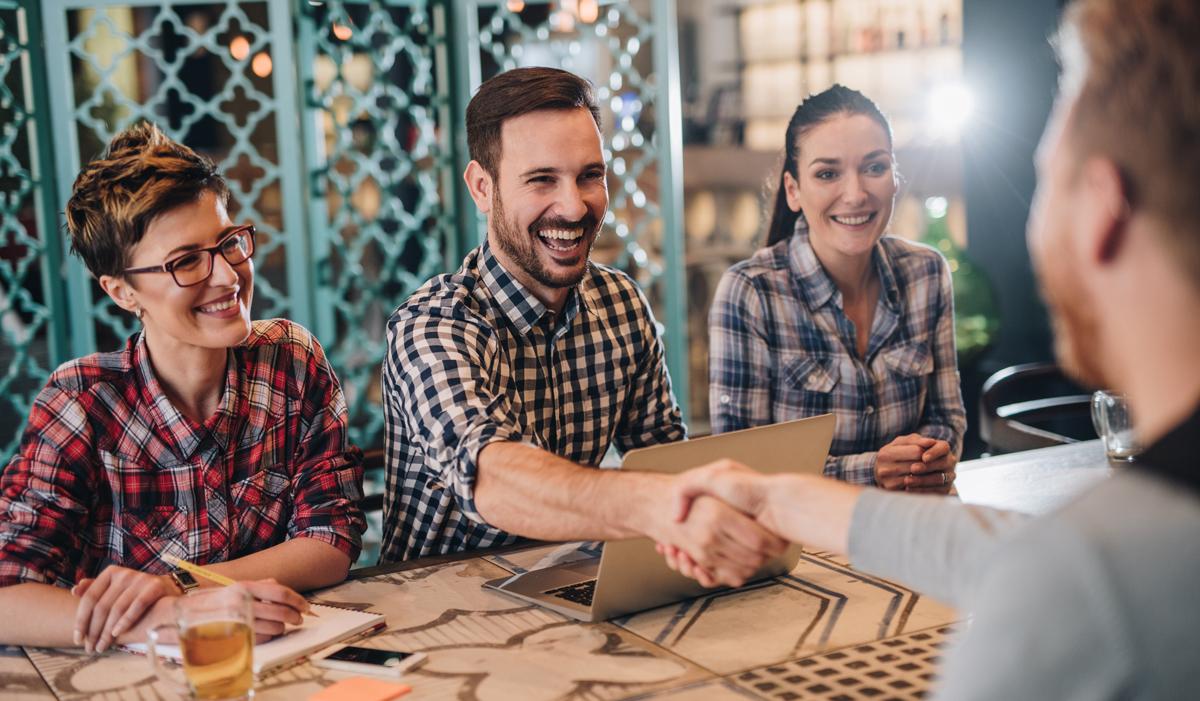 Fler småföretag behöver anställa för att få snurr på Sverige: Foto: Getty Images