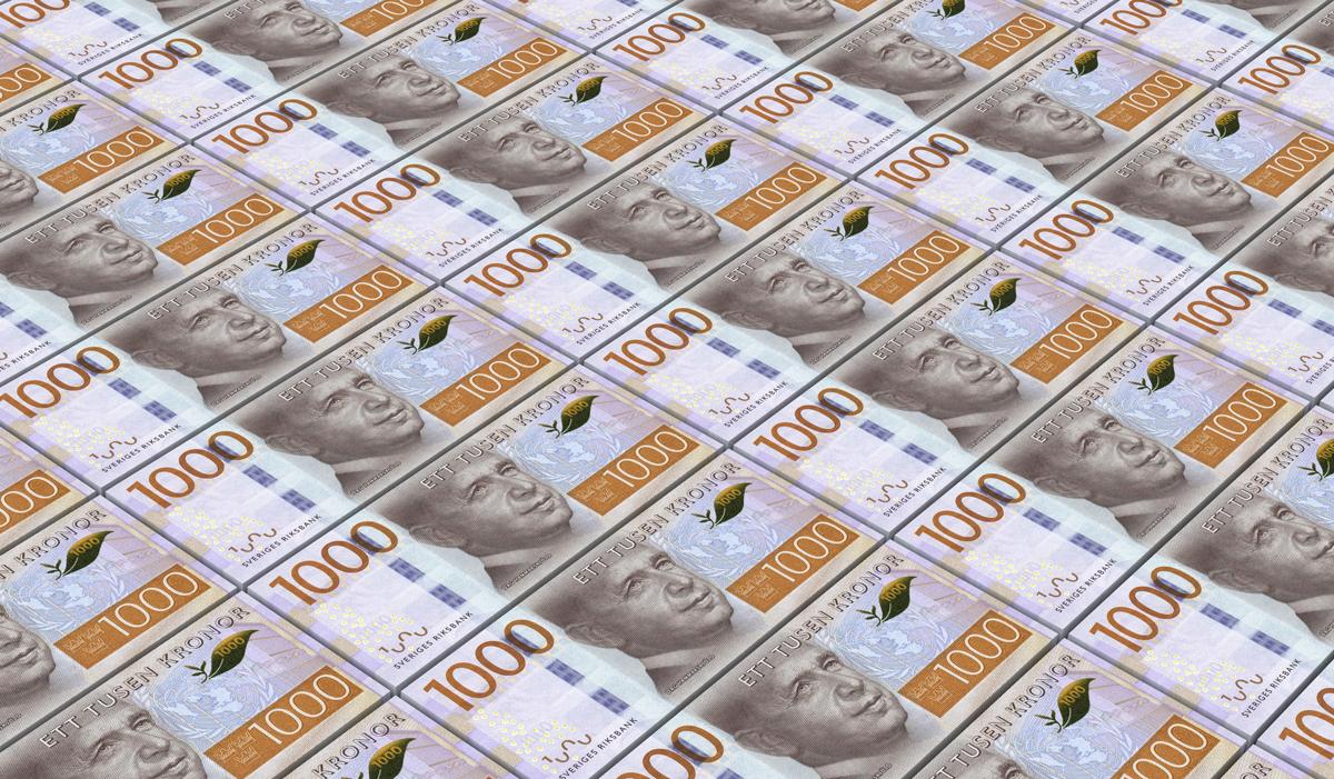 Pengaregn fortsätter över svenska startups