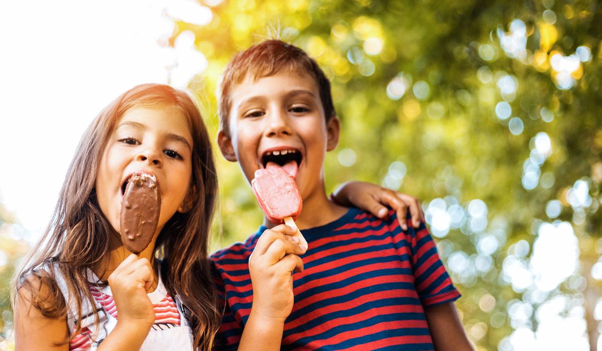 Vad gäller när man vill sälja glass? Foto: Getty Images