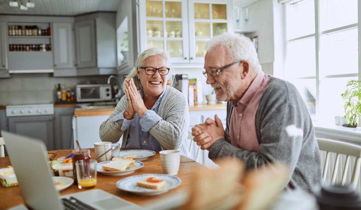 Sparar du till din pension? Foto: Getty Images
