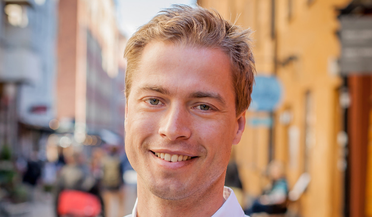 Jacob Rudbäck startade Yepstr.