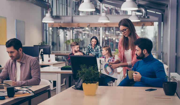 Coworkingens framtid är nu