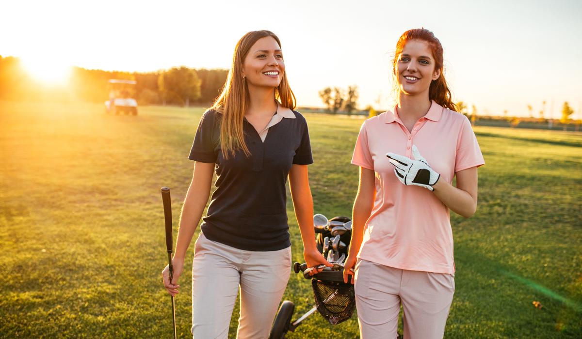 Du har väl inte missat att du kan få friskvårdsbidrag för golf. Foto: Getty Images