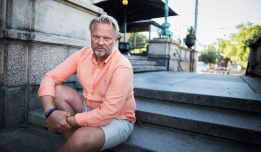 """Tommy Ivarsson:""""Jonathan räddade mig"""""""