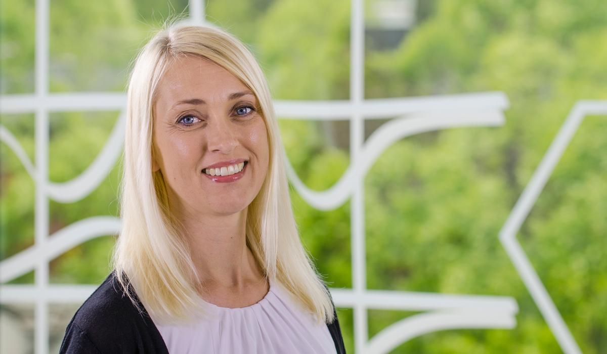 Malin Malmström, professor vid Luleå tekniska universitet.
