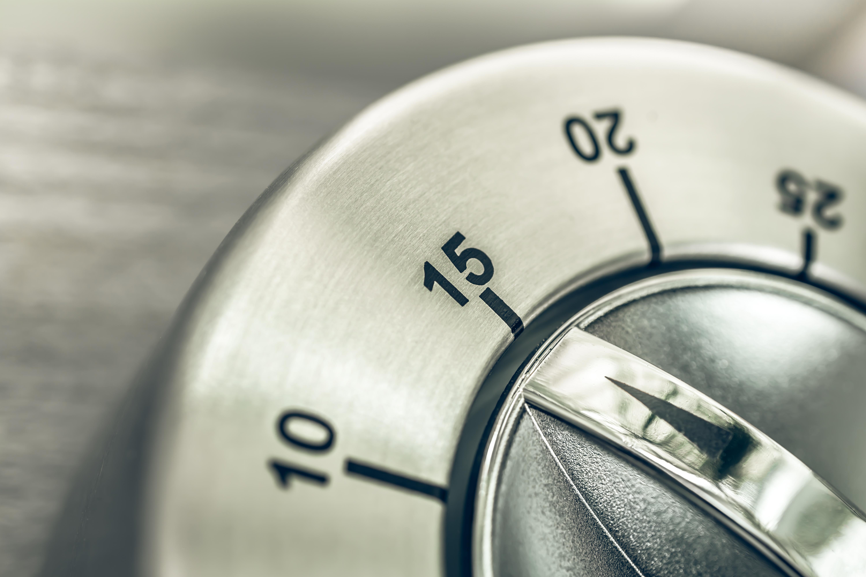 Sätt av en kvart åt dagen åt att stärka din trygghet. FOTO GETTY IMAGES