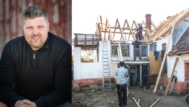 De jobbar ideellt i Rumänien – och stärker varumärket
