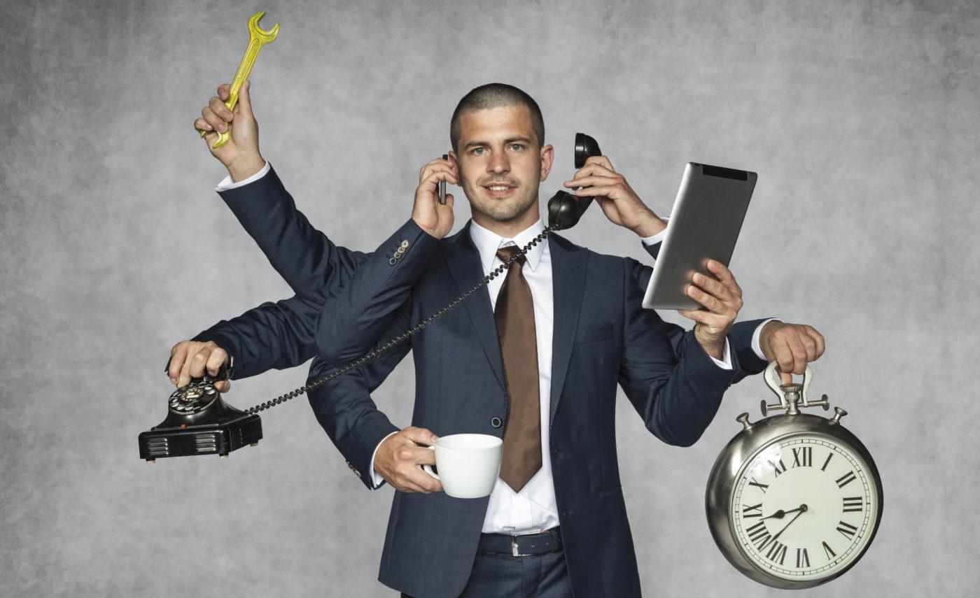 Hitta din specialisering och lyckas som multiprenör. FOTO ADOBE STOCK
