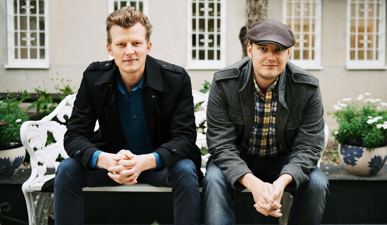 Henric Malmbergs och Tom Söderlunds kund kom med idén som fick dem att tänka om.