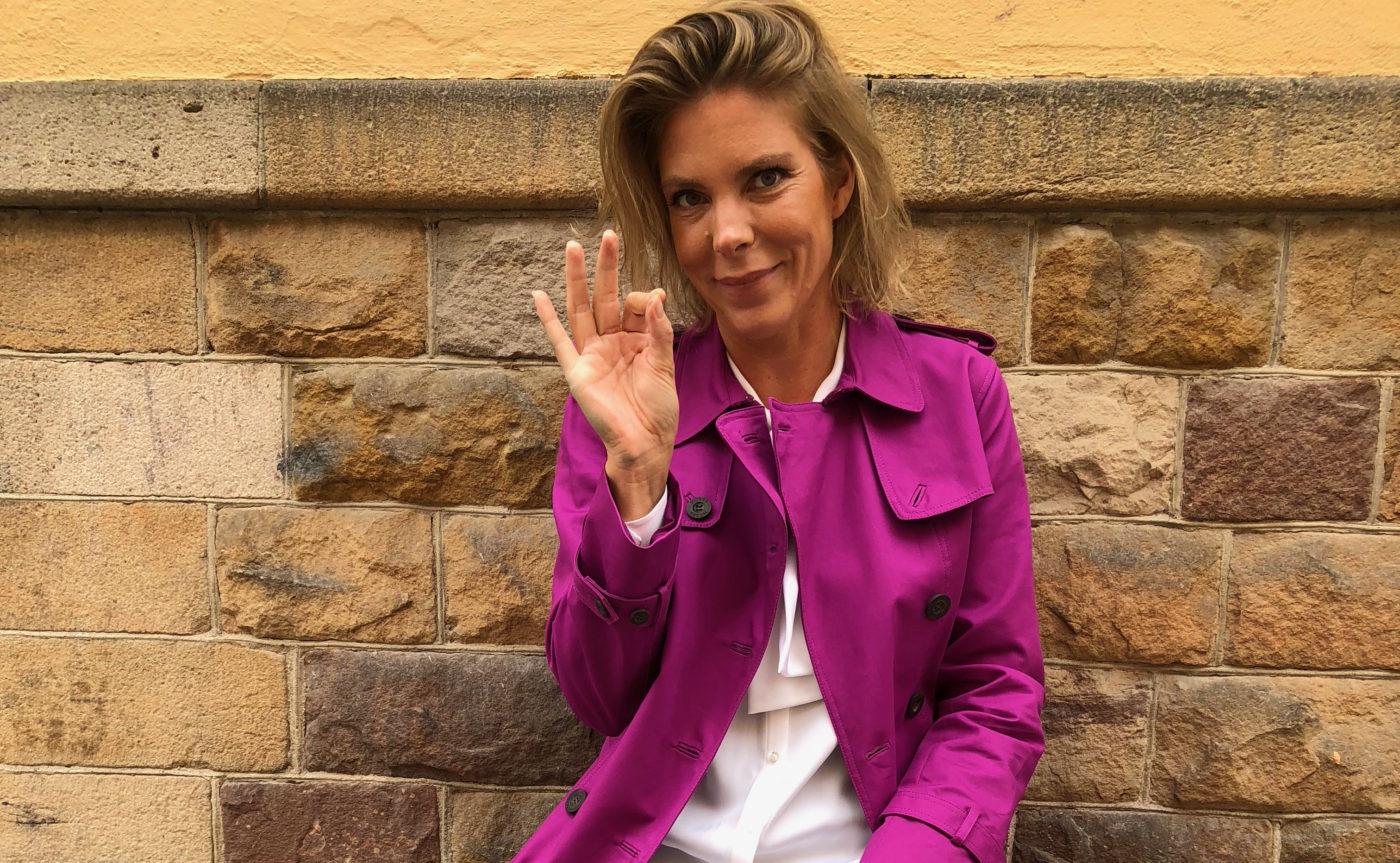 Christina Bengtssons förmåga till fokus gjorde henne till världsmästare i precisionsskytte. Nu hjälper hon företagare att lyckas.