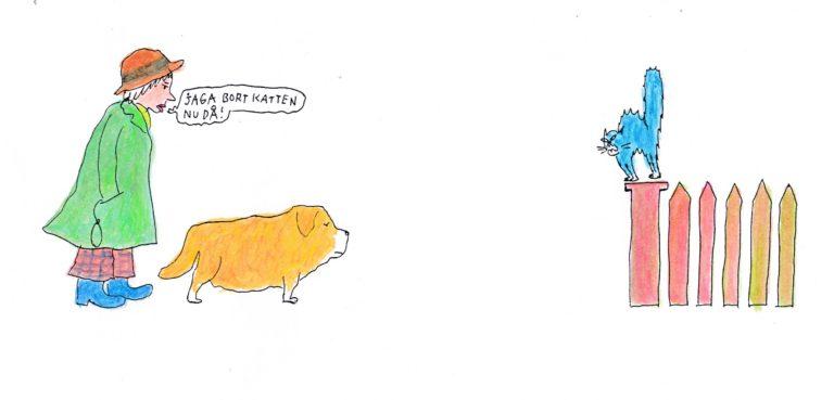 """""""Hur bryter man fat cat-kulturen?"""""""