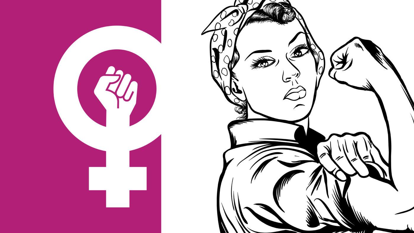 Vi firar kvinnodagen med starka inspiratörer! ILLUSTRATION: ADOBE STOCK