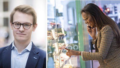 Därför ska du älska att kunderna pratar i mobilen