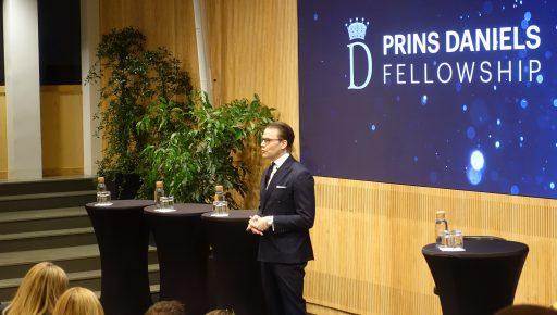 """Prins Daniel: """"Företagande är vårt DNA"""""""