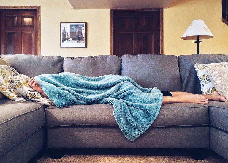 9 av 10 företagare arbetar trots att de är sjuka