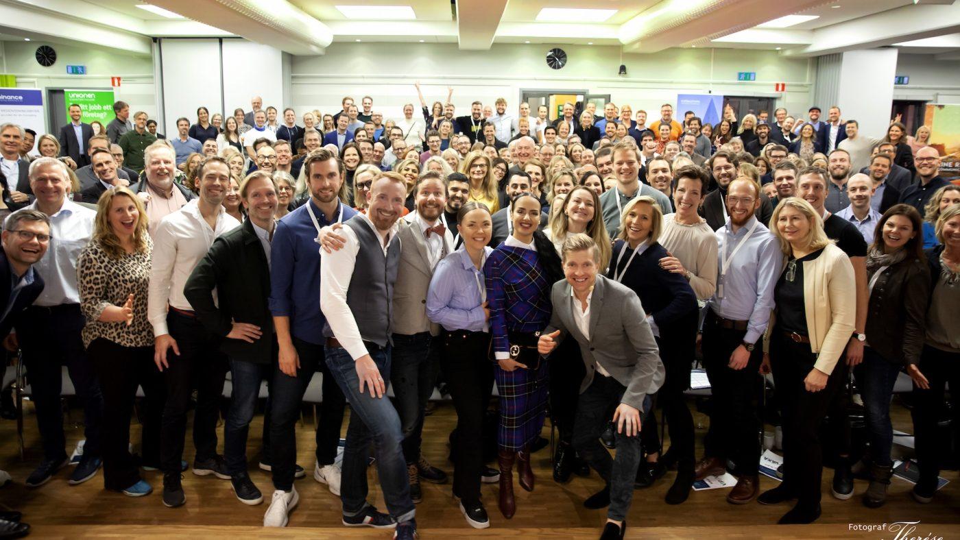 Business Hacks Stockholm 25 november