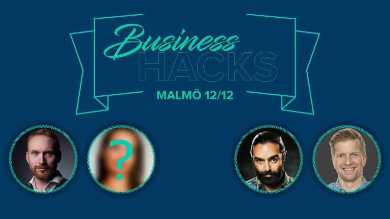 Business Hacks Malmö