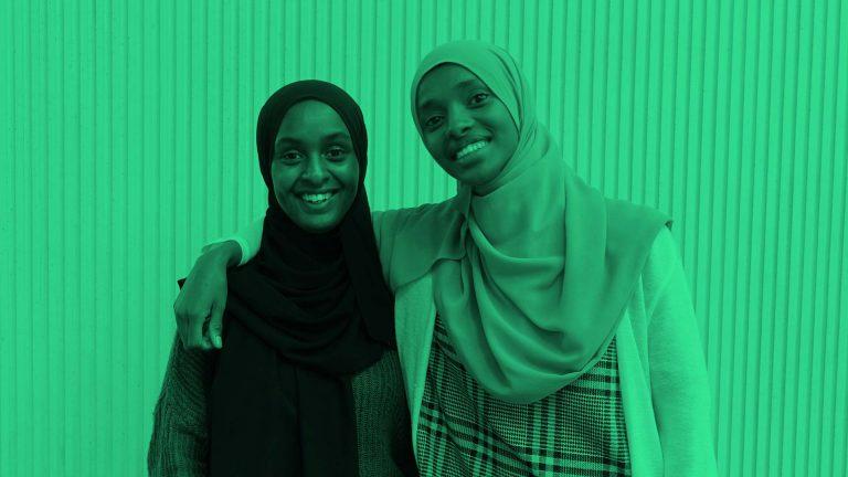 Så ska Deqa Abukar och Amal Said minska utanförskapet