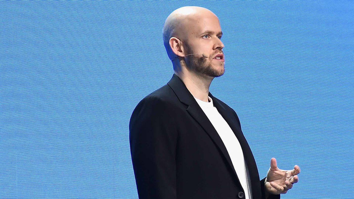 Techmiljardärer Daniel Ek Spotify
