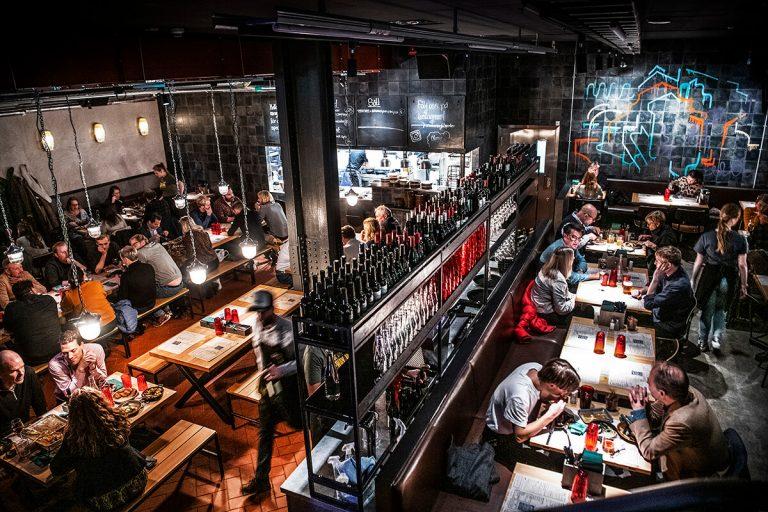 Hur väljer man rätt elbolag? Så här tänkte Gulddraken-nominerade restaurangen.