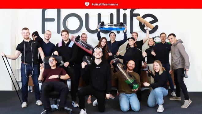 Skitåret ledde till tredubblad omsättning via e-handel – så gjorde Flowlife