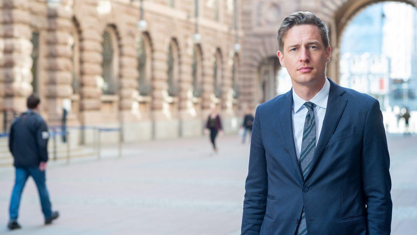 Emil Källström Centerpartiet Sänkta Arbetsgivaravgifter